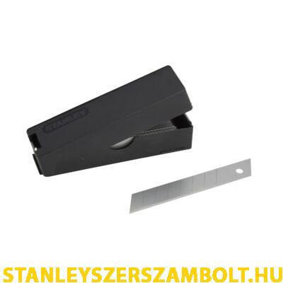 Stanley Tördelhető Penge Műanyag Tartóban 18mm 10db (3-11-301)