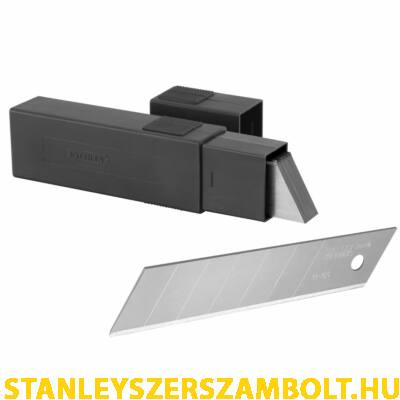Stanley FatMax Tördelhető penge 25mm 20db (3-11-725)