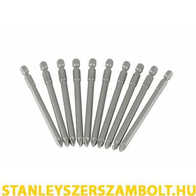 Stanley Behajtóhegy PZ2x100mm 10db (3-68-807)