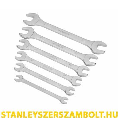 Stanley villáskulcs készlet 6 részes (4-87-051)
