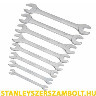 Stanley villáskulcs készlet 8 részes (4-87-052)