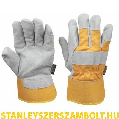 Stanley Professzionális Marhabőr Téli Védőkesztyű (SY780L EU)