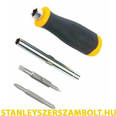 Stanley Cserélhető fejű csavarhúzó (0-68-012)