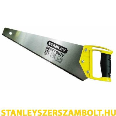 Stanley Basic fűrész 500mm 8 TPI (1-20-087)