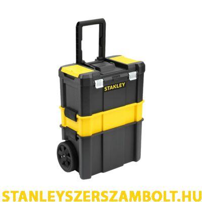 Stanley Essential 3in1 gurulós szerszámláda (STST1-80151)