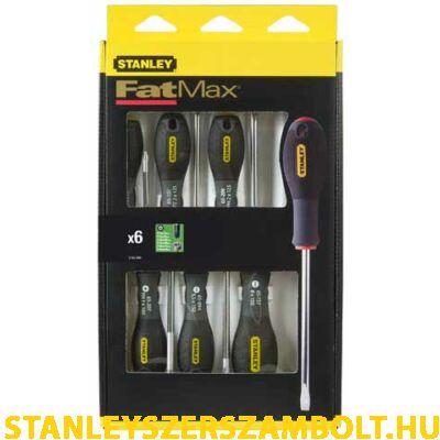 Stanley FatMax 6db-os csavarhúzó klt, Torx (0-65-099)