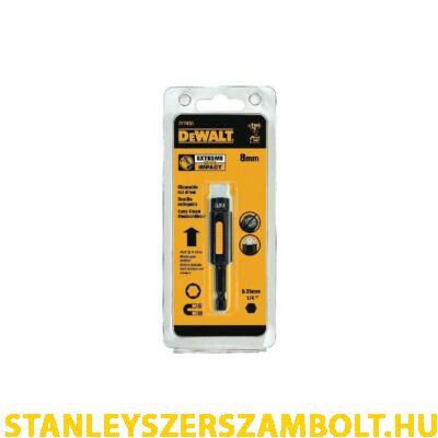 DeWalt Mágneses, tisztítható dugókulcs 8 mm (DT7430-QZ)
