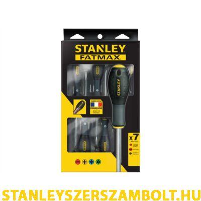 Stanley FatMax csavarhúzó készlet 7 részes (FMHT0-62627)