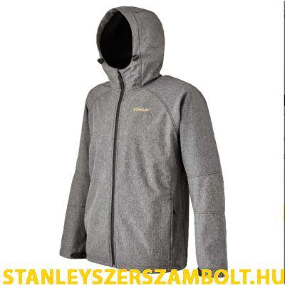 Stanley Cipzáros Kapucnis Polár Kabát M-L-XL-XXL (GILBERT-XL)