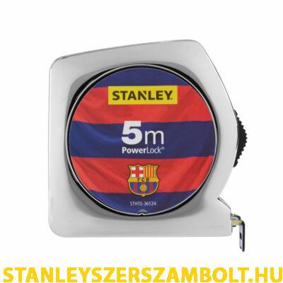 Stanley FC Barcelona PowerLock mérőszalag 5m (STHT0-36124)