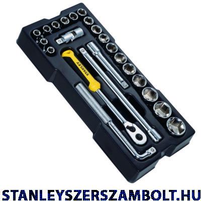 Stanley Transmodule rendszer 23 részes 1/2 dugókulcs készlet (STMT1-74173)
