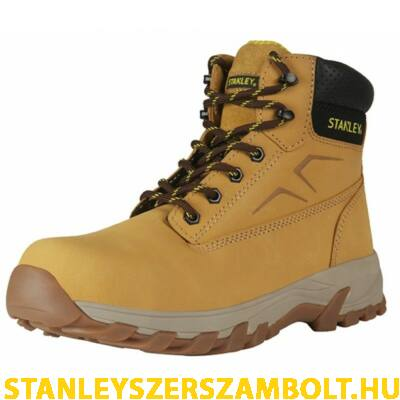 Stanley Tradesman Munkavédelmi Bakancs 41/42/43/44/45/46 (TRADESMAN-HONEY-45)