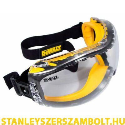 DeWalt Párásodásgátló pántos védőszemüveg (DPG82-11D)