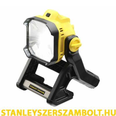 Stanley FatMax 18V-os LED nagy teljesítményű építési spot lámpa (FMCL001B)