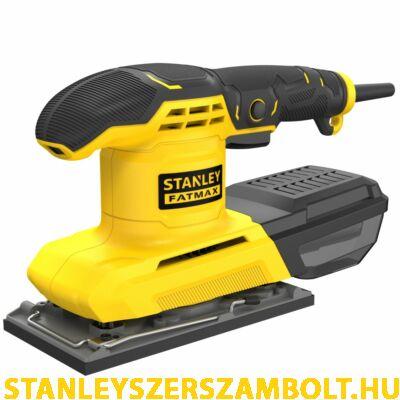 Stanley FatMax Vibrációs csiszoló 280W (FMEW214K)