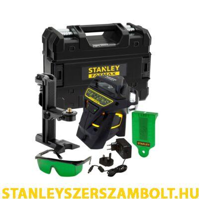 Stanley FATMAX® X3G -Többvonalas Zöld lézer (FMHT1-77356)