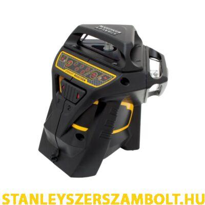 Stanley FATMAX® X3R - Vörös lézer (FMHT1-77357)