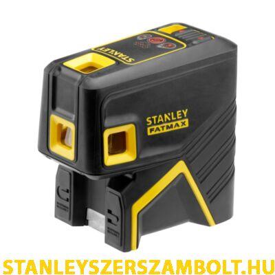 Stanley Fatmax 5 Pontos Pontlézer - Vörös (FMHT1-77413)