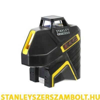 Stanley Vonallézer 360 + 2 vonal - Vörös (FMHT1-77416)