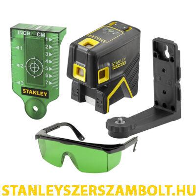 Stanley Fatmax 5 Pontos Pontlézer - Zöld (FMHT1-77437)
