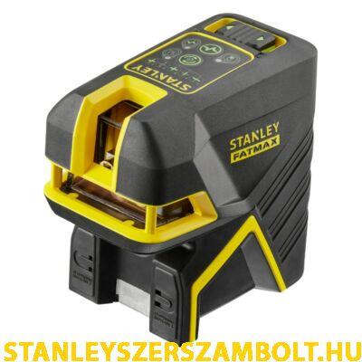 Stanley Fatmax Keresztlézer + 5 pontos Pontlézer - Zöld (FMHT1-77442)