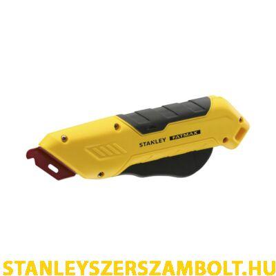 Stanley FatMax Nyomókaros Doboznyitó Biztonsági Kés - Balkezes (FMHT10362-0)