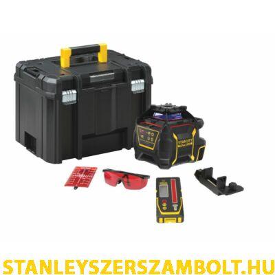 Stanley FatMax Forgólézer X600R - Vörös (FMHT77446-1)