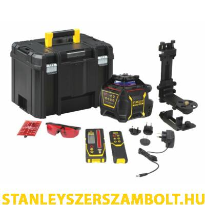 Stanley FatMax Forgólézer X700LR Li-Ion – Vörös (FMHT77447-1)