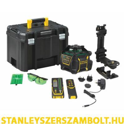 Stanley FatMax Forgólézer X700LG Li-Ion – Zöld (FMHT77448-1)