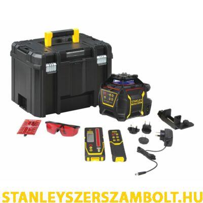 Stanley FatMax Forgólézer X600LR Li-Ion – Vörös (FMHT77449-1)