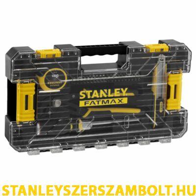 Stanley Fatmax Nagyméretű Vegyes Szerszám Szett, 44 Részes, Összecsatolható Tárolódobozban (FMMT98106-1)