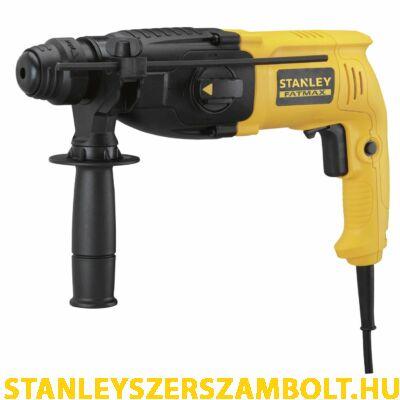 Stanley SDS-Plus Fúró-vésőkalapács 2.2J (SFMEH200K)