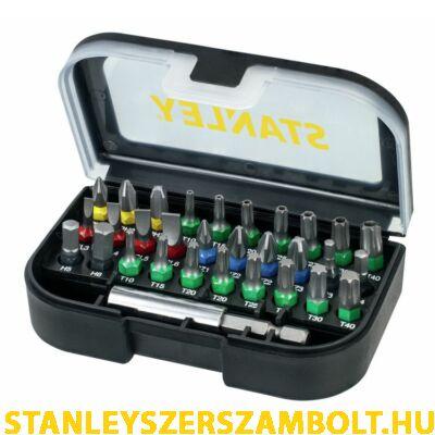 Stanley Behajtóhegy készlet 31 részes (STA60490)