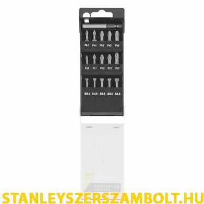 Stanley FatMax Torziós bit szett 16 részes (STA60507)