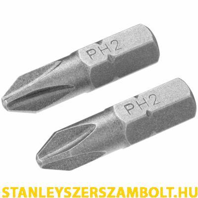 Stanley PH2 Bitfej 25mm (STA61021)