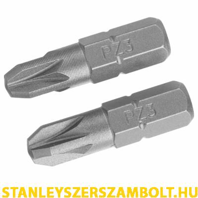 Stanley PZ3 Bitfej 25mm (STA61042)