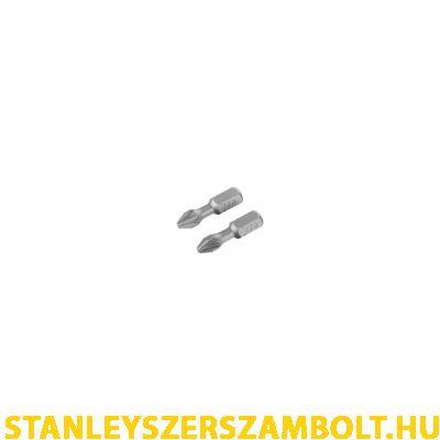 Stanley PZ2 FatMax Torziós bit 25mm (STA62041)
