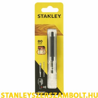 Stanley bit adapter vezetőszár  80mm (STA62407)