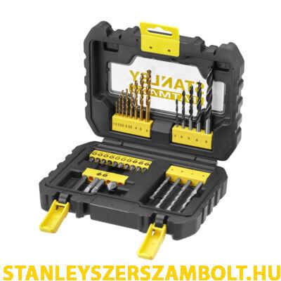 Stanley FatMax 31 részes Fúrószár és bit készlet (STA88540)