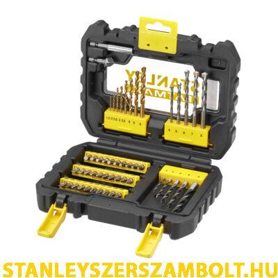 Stanley FatMax 50 részes Fúrószár és bit készlet (STA88542)