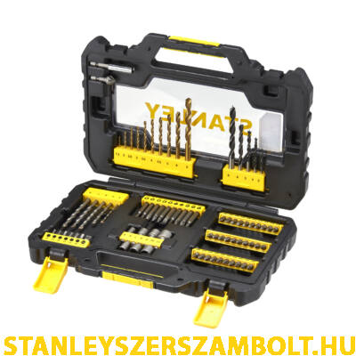 Stanley FatMax 76 részes Fúrószár és bit készlet (STA88544)
