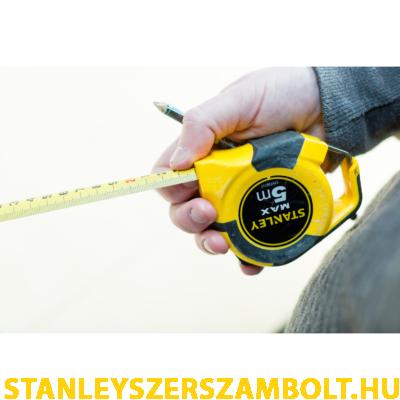 Stanley Max mérőszalag 5m (STHT0-36117)