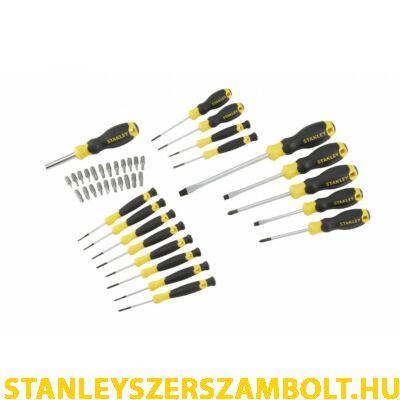 Stanley 40 részes csavarhúzókészlet (STHT0-62144)