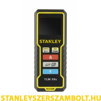 Stanley Lézeres Távolságmérő TLM 99S – 30M Bluetooth Funkcióval (STHT1-77343)