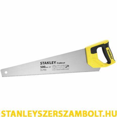 Stanley 2. Generációs Tradecut Fűrész 8 TPI, 500 mm (STHT20350-1 )