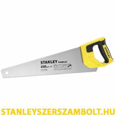 Stanley 2. Generációs Tradecut Fűrész 8 TPI, 450 mm (STHT20354-1)