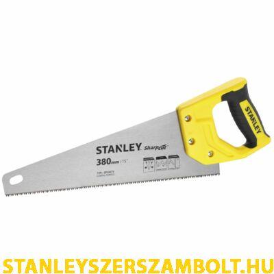 Stanley 2. Generációs Sharpcut Fűrész 7 TPI, 380 mm (STHT20366-1)
