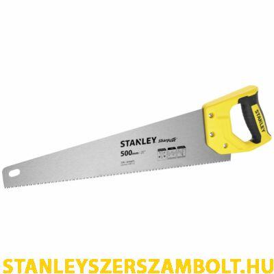 Stanley 2. Generációs Sharpcut Fűrész 7 TPI, 500 mm (STHT20367-1)