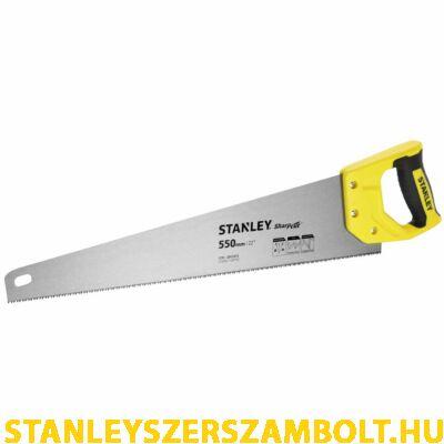 Stanley 2. Generációs Sharpcut Fűrész 7 TPI, 550 mm (STHT20368-1)