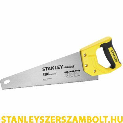 Stanley 2. Generációs Sharpcut Fűrész 11 TPI, 380 mm (STHT20369-1)